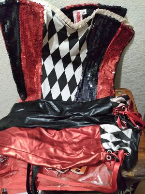 Halloween costume for adults for Sale in Lindsay, CA