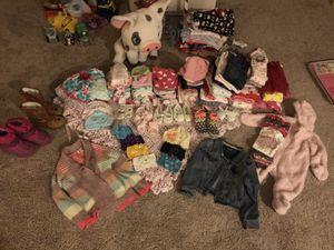 Baby clothes- sizes: Newborn, 0-3M, 3-6M, 6-9M for Sale in Fairfax, VA