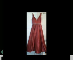 Satin Red Dress for Sale in Long Beach, CA