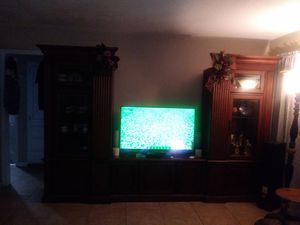 Entertainment center, (ONLY) for Sale in Bakersfield, CA