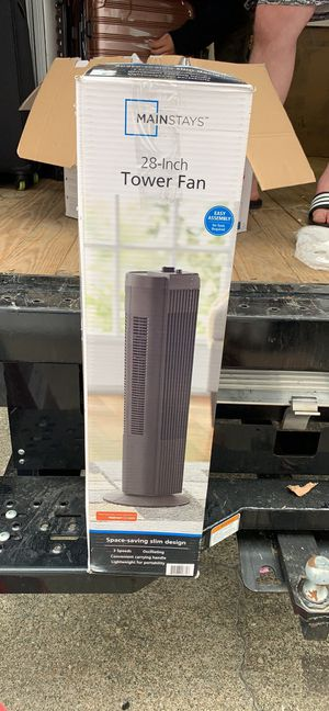 Tower fan for Sale in Federal Way, WA