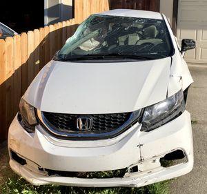 Honda Civic LX MECHANIC SPECIAL 98k Miles for Sale in Sacramento, CA