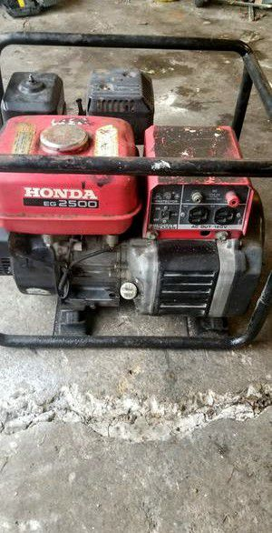 Honda Portable Gas Powered Generator for Sale in Federal Way, WA