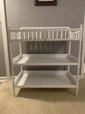 Baby changing table for Sale in Silver Spring, MD