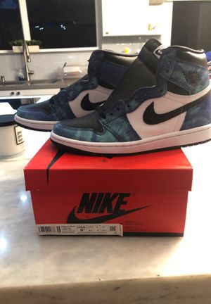 Wmns air Jordan 1 high OG tie dyes for Sale in Biscayne Park, FL