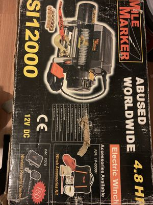 Electric Winch for Sale in LAUD LAKES, FL