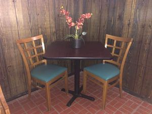 Kitchen Table W/2 Chairs for Sale in Philadelphia, PA