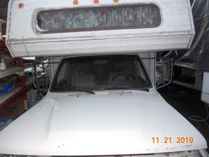1986 Toyota Motorhome RV 5 speed 22 ft Clean Oregon title current tags for Sale in Medford, OR