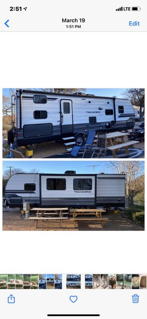 2020 Transcend 27BHS for Sale in Dripping Springs, TX