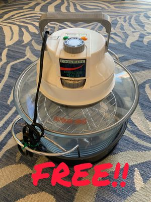 Free! Convection Roaster for Sale in Kapolei, HI