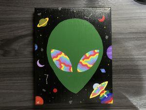 Alien Painting for Sale in Winton, CA