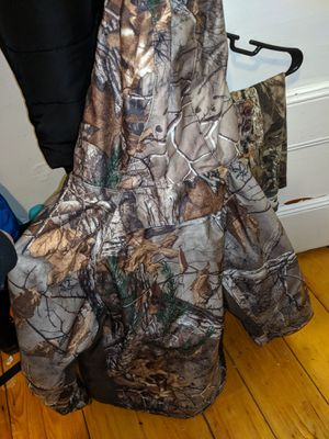Women's camo jacket t-shirt and pants size small for Sale in Boston, MA