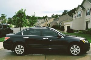 Honda Accord 2008 EX-L Power Driver Seat, Power Passenger Seat, Brake Assist for Sale in Chicago, IL