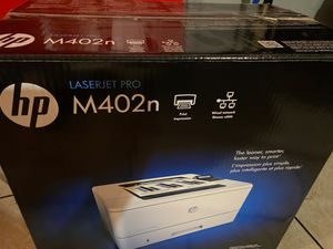H P m402n new in box for Sale in Huntington Beach, CA