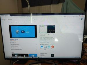 Dell 23 inch IPS Full HD monitor for Sale in Arlington, VA