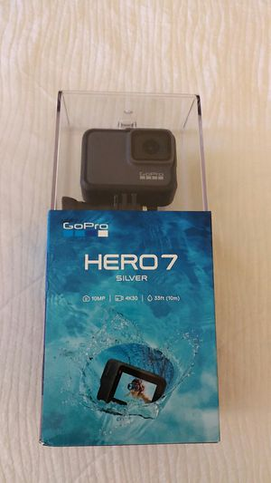 GoPro hero 7 silver for Sale in Atlanta, GA