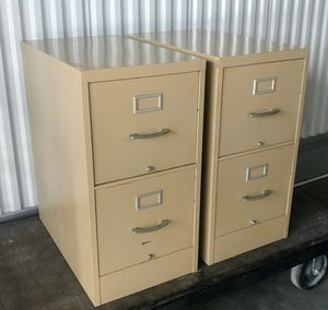 Vertical Metal Filing Cabinets for Sale in Virginia Beach, VA