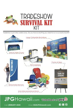 🎪Trade show survival kit !🎪 for Sale in Chico, CA