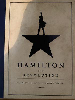 Hamilton Book for Sale in Los Angeles, CA