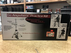 Drum Workshop Go Anywhere 5-Piece Set Practice Pad (DWCPPADTS5 ) ...... for Sale in Halethorpe, MD