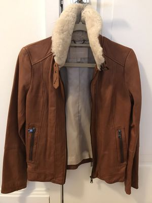 Banana Republic Leather Jacket for Sale in New York, NY