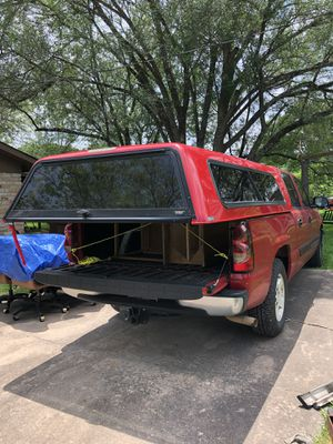 Camper shell for Sale in Round Rock, TX