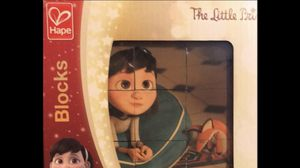 Hape International Large Cube Puzzle: The Little Prince Set of 9 FOR BOYS OR GIRLS Brand new in box! Retails $30 at most stores Just $14 takes it! for Sale in Littleton, MA