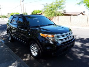 2013 Ford Explorer XLT 4WD for Sale in Phoenix, AZ