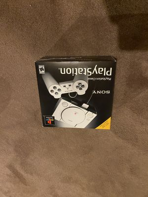 Sony PlayStation classic for Sale in Plainfield, IL