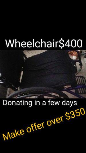Wheelchair$400 for Sale in Modesto, CA