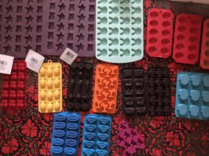 Wax/candy silicone molds for Sale in Fenton, MO