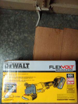 DeWalt flexvolt grinder kit brand new for Sale in Federal Way, WA