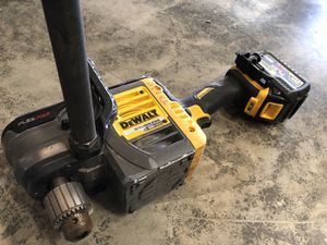 Dewalt brushless joist drill with Flexvolt 20v/60v Max 6.0ah battery for Sale in Everett, WA