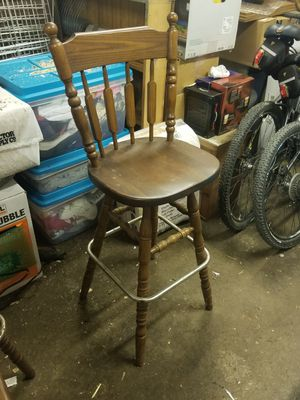 6 High back tall chairs for Sale in Petoskey, MI