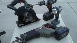 18v power tools for Sale in Avondale, AZ