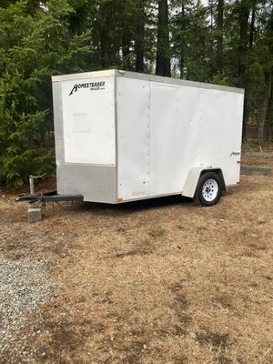 6x12 Enclosed Trailer for Sale in Maple Valley, WA