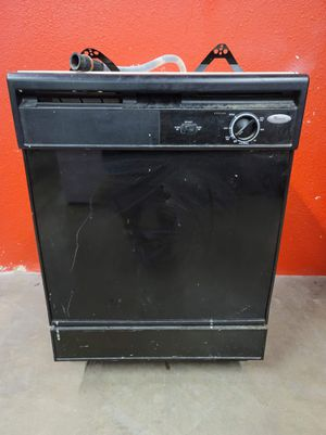 Black dishwasher good working conditions $39 for Sale in Wheat Ridge, CO