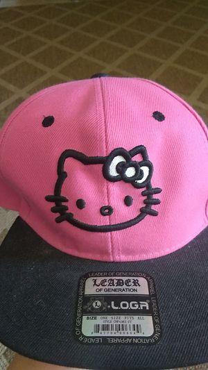 Hello Kitty hat for Sale in Clovis, CA