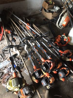 Echo Brand Trimmers And Stick Edgers for Sale in Martinsburg, WV