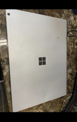 """Microsoft surface book 2 screen size 15"""" core i7 for Sale in Houston, TX"""