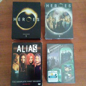 DVD Movies- 4 sets for Sale in Brooksville, FL