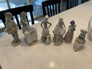 Lladro Figurines for Sale in Phoenix, AZ
