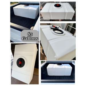 NEW...Car Detail Water Tank (Low Profile) 65GALLON  for Sale in Santa Ana, CA