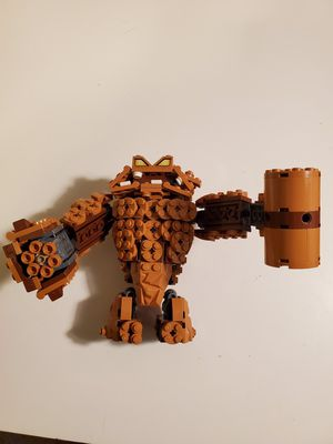 Lego Batman Movie DC Super Heroes Clayface for Sale in Tigard, OR