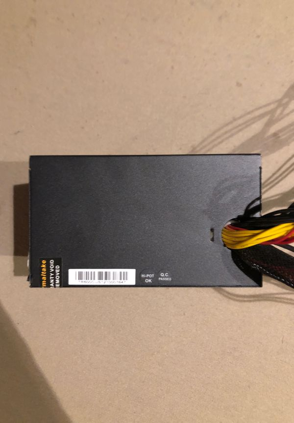 TR2 600W Power Supply