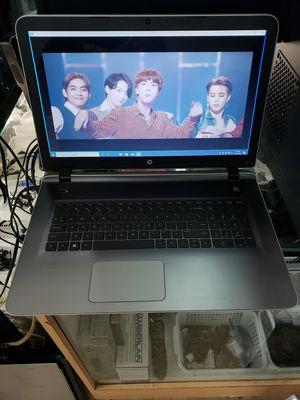 Hp's BeatsAuto 17 inch 8g RAM Laptop Nice Clean Like New Windows 10 Microsoft Office Antivirus for Sale in Miami, FL