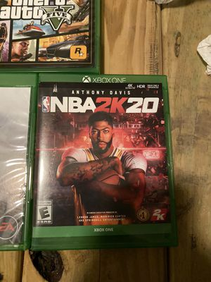 Xbox one games for Sale in Buda, TX