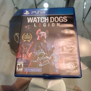PS4 Game Watchdogs Legion for Sale in Fort Lauderdale, FL
