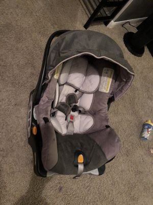 Car seat chicco for Sale in Houston, TX