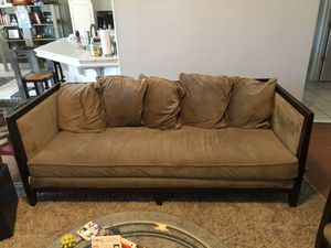 Bernhardt couch and love seat for Sale in Fresno, CA